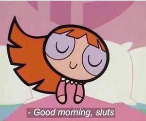 cartoon, powerpuff girls, and pink image