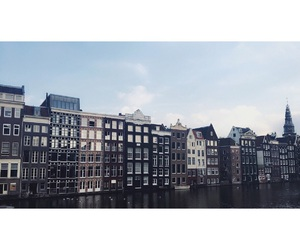 amsterdam, cities, and city image