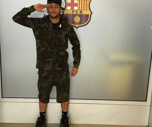 neymar, neymar jr, and Barca image