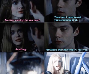 forever, malia, and remember image