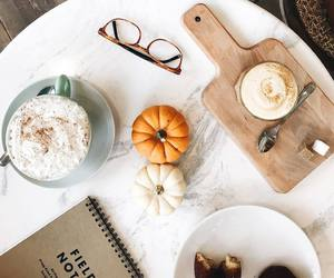 coffee, food, and pumpkin image