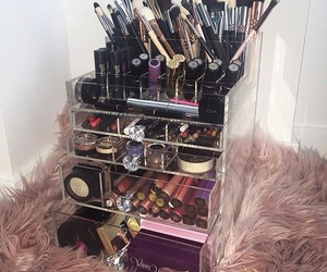 beauty, collection, and makeup image