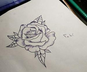 flor, flower, and inspiration image