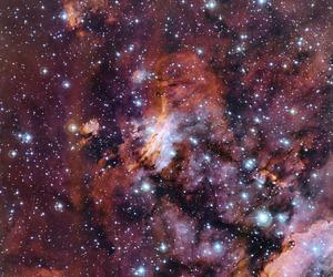 galaxy, star, and nasa image