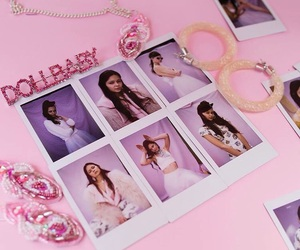 photo and pink image