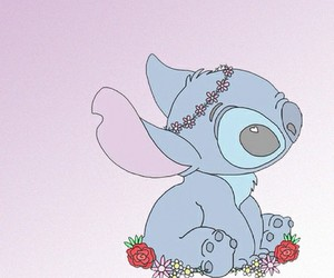 wallpaper, stitch, and stich image