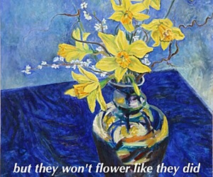 daffodils, another love, and flowers image