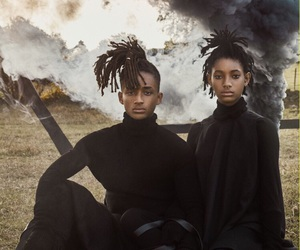 jaden smith, willow smith, and beauty image