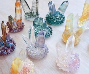 crystal and glass image