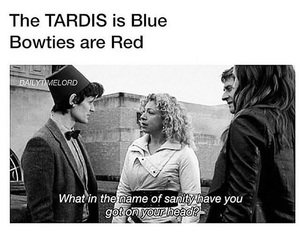 doctor who, eleven, and fez image