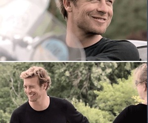 simon baker and the mentalist image