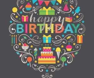 happy birthday, bday, and wish image