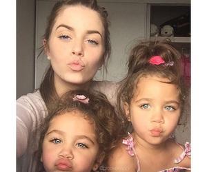 beautiful twins image