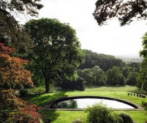 beautiful, english, and gardens image