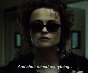 fight club, helena bonham carter, and quotes image