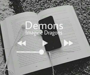 demon, music, and imagine dragons image