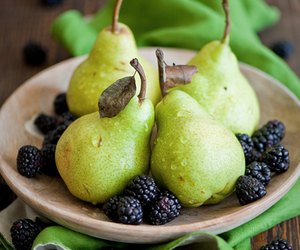 fruit, food, and pear image