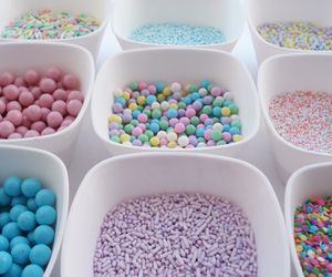 pastel, food, and sweet image