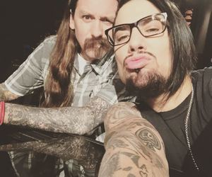 dave navarro and oliver peck image