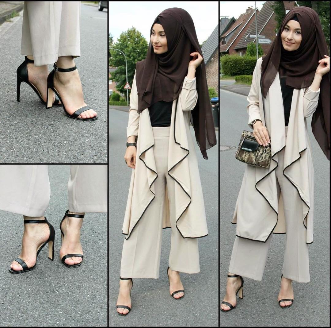 636 Images About Hijab Style On We Heart It See More Tiara Hijabers Fashion And Muslimah