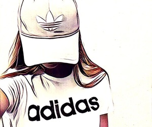 adidas and fine lines image