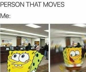 funny, spongebob, and meme image