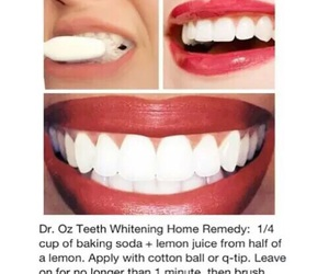 teeth, diy, and white image