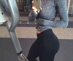 body, work, and booty image