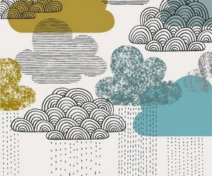 clouds and rain image