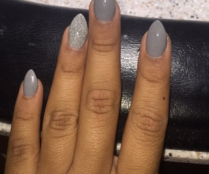 almond, like, and nails image