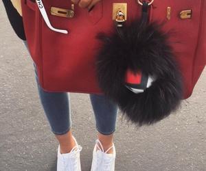 fashion, hermes, and bag image