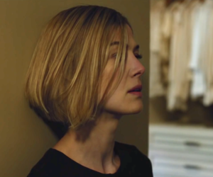 gone girl, blonde, and pretty image