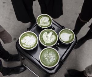matcha latte image