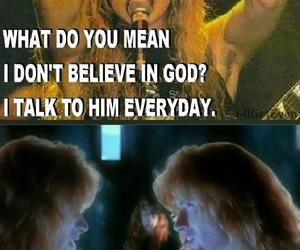 dave mustaine, love, and god image