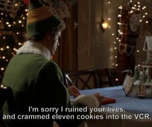 elf, christmas, and funny image