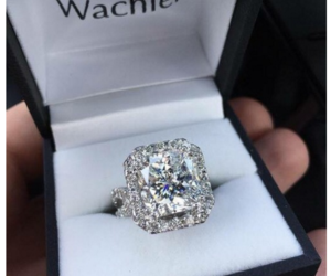 boyfriend, engaged, and engagement image