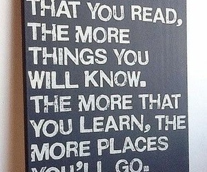 quote, read, and learn image