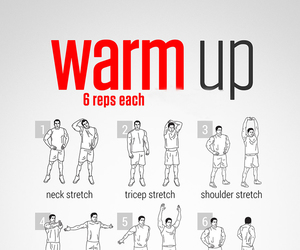 exercise and workout image