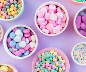 candy, sweet, and wallpaper image