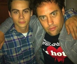 boys, teen wolf, and dylan o'brien image