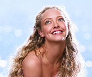 amanda seyfried, blond hair, and ocean image