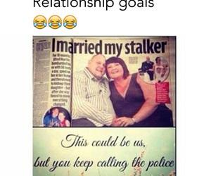 funny, stalker, and goals image