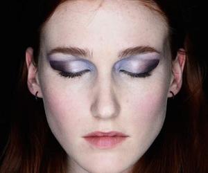 eyes, eyeshadow, and makeup image