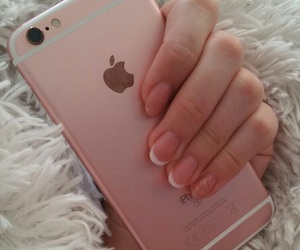 classy, manicure, and nails image
