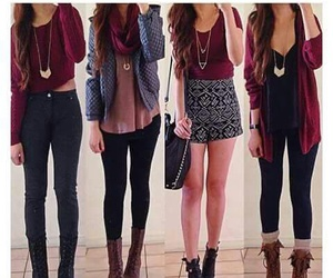 theese outfits image