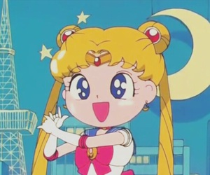 animation, costume play, and serena tsukino image