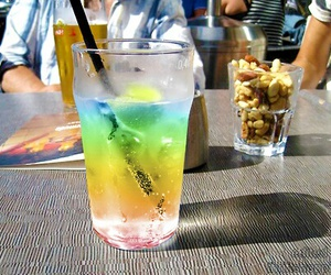 drink, summer, and photography image