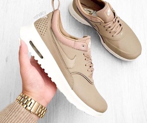 golden, shoes, and style image