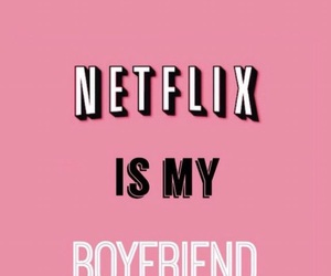 netflix, boyfriend, and wallpaper image