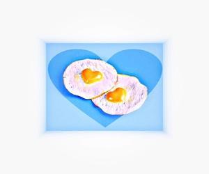 heart, kawaii, and かわいい image